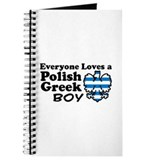 Polish Greek Boy Journal