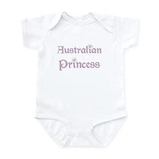 Australian Princess Infant Bodysuit