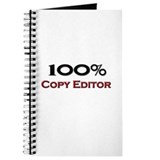 100 Percent Copy Editor Journal