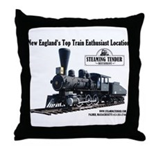 Cute Steaming tender Throw Pillow