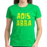 Adis Abba Faded (Gold) Tee