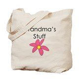 Grandma's Stuff Tote Bag