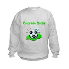 Colorado Rocks Sweatshirt