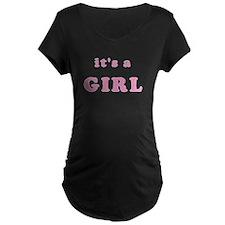 """""""It's a Girl"""" T-Shirt"""