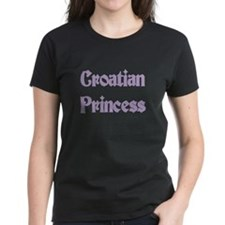 Croatian Princess Tee