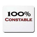 100 Percent Constable Mousepad