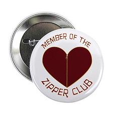 "Zipper Club 2.25"" Button (10 pack)"
