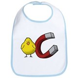 Chick Magnet Bib