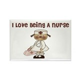 Nurse Rectangle Magnet (10 pack)