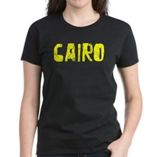 Cairo Faded (Gold) Tee