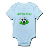 Liverpool Rocks Infant Bodysuit