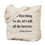 Shakespeare 14 Tote Bag