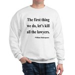 Shakespeare 14 Sweatshirt