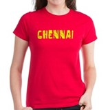 Chennai Faded (Gold) Tee