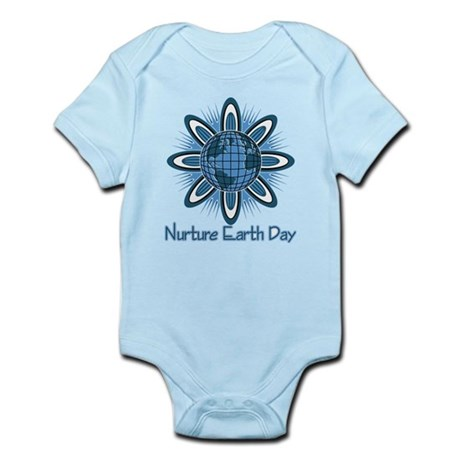 Nurture Earth Day Infant Bodysuit