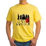 New York Yellow T-Shirt