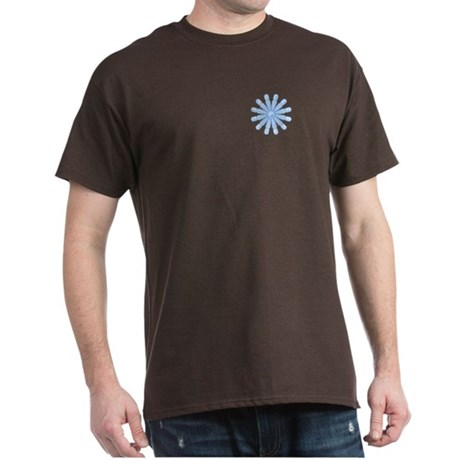 Flurry Snowflake V Dark T-Shirt