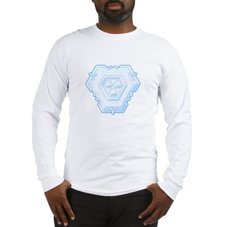 Flurry Snowflake IV Long Sleeve T-Shirt