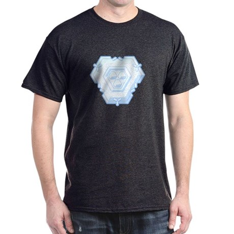 Flurry Snowflake IV Dark T-Shirt