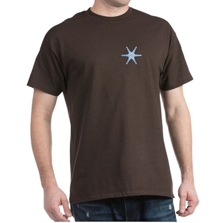 Flurry Snowflake III Dark T-Shirt