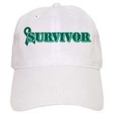 Green Ribbon Survivor Hat