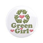 Green Girl Recycling Recycle 3.5