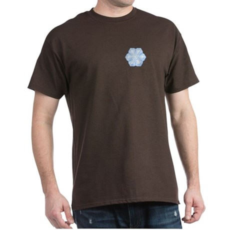 Flurry Snowflake II Dark T-Shirt