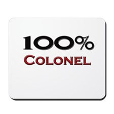 100 Percent Colonel Mousepad