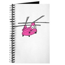 CH-47 Pink Journal