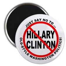 "Anti-Hillary Old Politics 2.25"" Magnet (10 pack)"