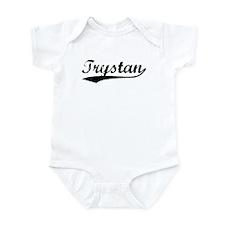 Vintage Trystan (Black) Infant Bodysuit