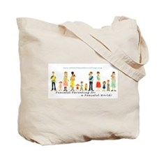 Tote Bag with API Families