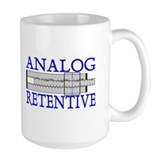 ANALOG RETENTIVE Mug