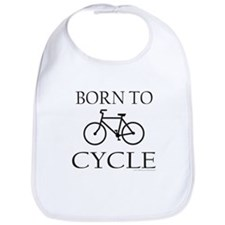 BORN TO CYCLE Bib