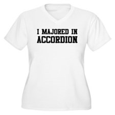 Majored In Accordion T-Shirt