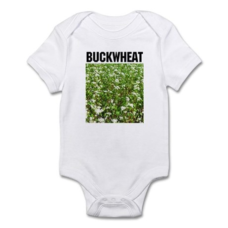 Buckwheat Infant Bodysuit