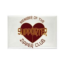 Supporter Rectangle Magnet (100 pack)