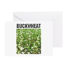 Buckwheat Greeting Card
