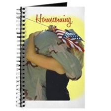 Homecoming Notebook Journal