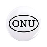 "ONU Oval 3.5"" Button (100 pack)"
