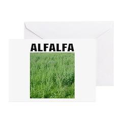 Alfalfa Greeting Cards (Pk of 10)