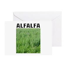 Alfalfa Greeting Card