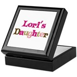 Lori's Daughter Keepsake Box