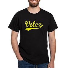 Vintage Velez (Gold) T-Shirt