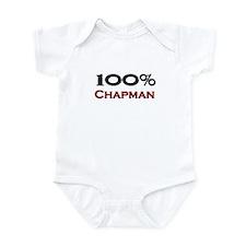 100 Percent Chapman Infant Bodysuit