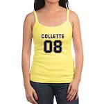 Collette 08 Jr. Spaghetti Tank