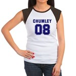 Chumley 08 Women's Cap Sleeve T-Shirt