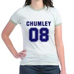 Chumley 08 Jr. Ringer T-Shirt
