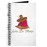 Cute Cinco de mayo celebration Journal