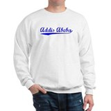 Vintage Addis Abeba (Blue) Sweatshirt